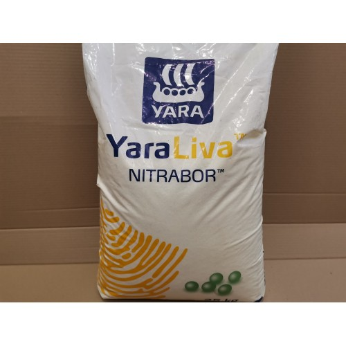 Удобрение Yara Liva Nitrabor  (Яра Лива Нитрабор)