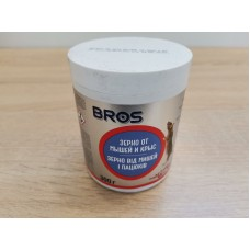 Родентицидное средство от грызунов BROS зерно.