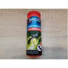 Инсектицидное средство Bros Порошок от муравьев